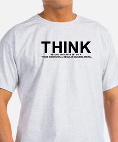 Unique Thinking outside the box T-Shirt