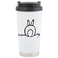 Cute Bunny Travel Mug