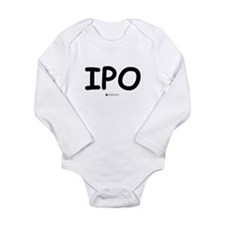 IPO - Baby Geek Infant Creeper Body Suit