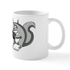 Funny Evil squirrel Mug