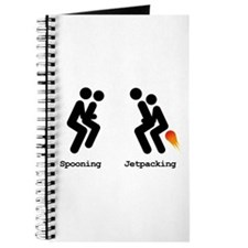 Spooning and Jetpacking Journal