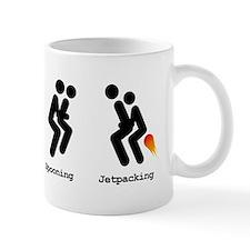 Spooning and Jetpacking Mug