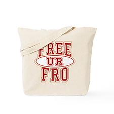 FreeUrFroCnC10x10 Tote Bag