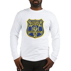 Trenton Police Long Sleeve T-Shirt