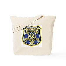 Trenton Police Tote Bag