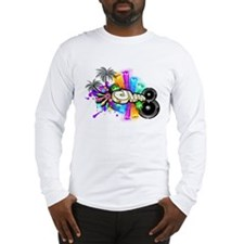 Disco Down - Music Shirt Long Sleeve T-Shirt