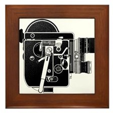 Bolex H16 Graphic Framed Tile