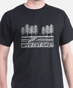 Who Cut One T-Shirt