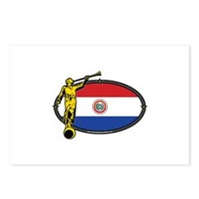 Paraguay Mission - Paraquay Flag - LDS Mission Pos