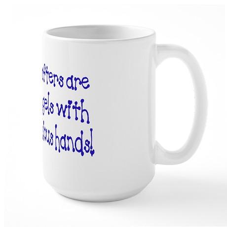 Craft Angel Large Mug