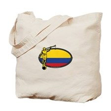 Colombia Mission - Colombia Flag - LDS Mission Tot