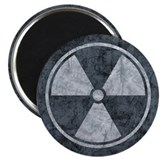 Radiation symbol Magnets