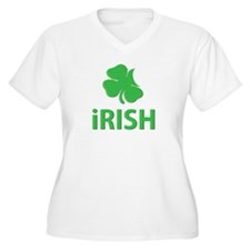 iRISH Plus Size T-Shirt