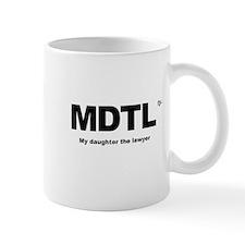 daughter lawyer Mugs
