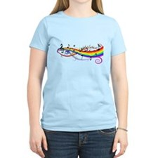 Bright Musical Shirt T-Shirt
