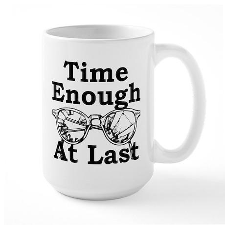 Time Enough At Last Glasses Mug