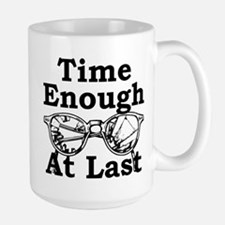 Time Enough At Last Glasses Mug