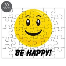 Be Happy Puzzle