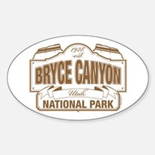 Bryce Canyon Decal