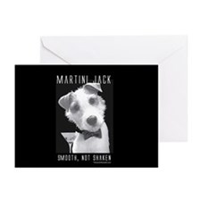 Martini Jack Greeting Cards (Pk of 10)