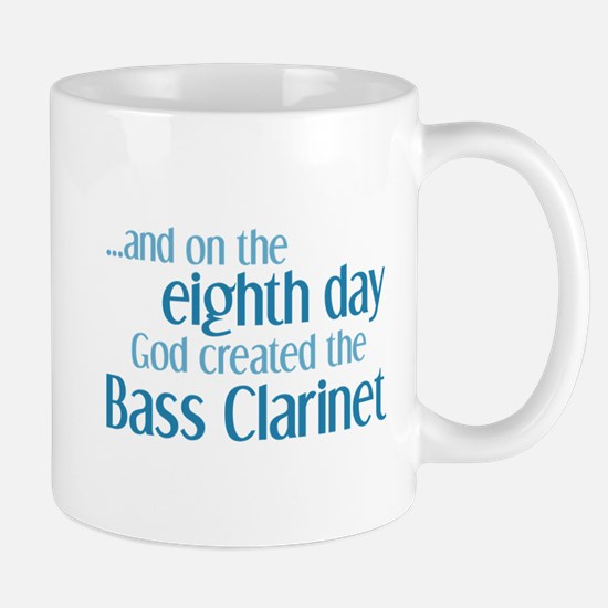 Bass Clarinet Creation Mug