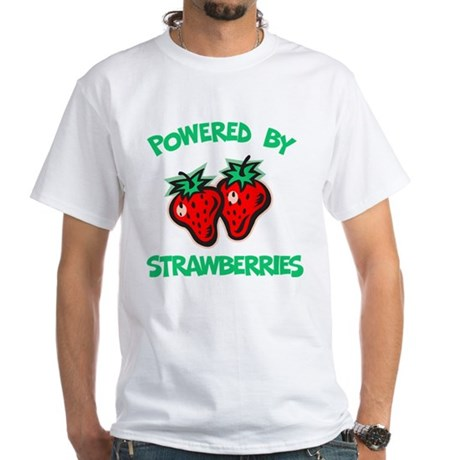 Powered By Strawberries T-Shirt