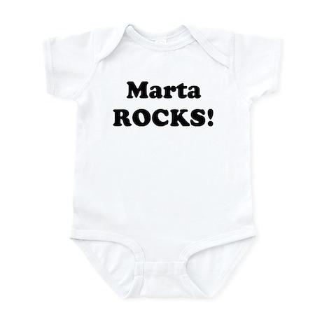 Marta Rocks! Infant Bodysuit