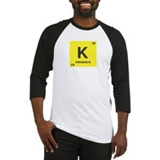 Potassium Element Baseball Jersey