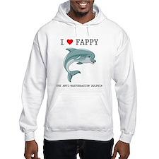 I Heart Fappy, The Anti-Masturbation Dolphin Hoodi