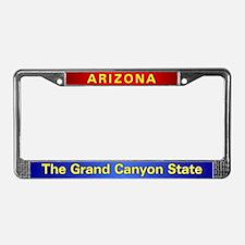 Arizona License Plate Frame