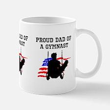 PROUD GYMNAST DAD Mug