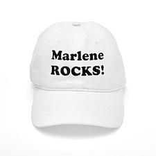 Marlene Rocks! Baseball Cap