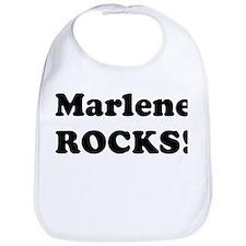 Marlene Rocks! Bib