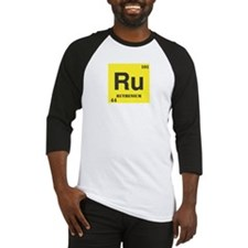 Ruthenium Element Baseball Jersey