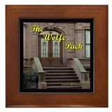 Nero wolfe Framed Tiles
