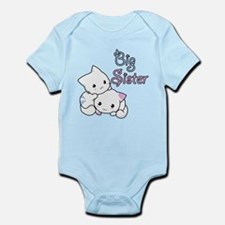Cute Kitty Big Sister Body Suit