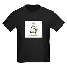 Hello is it tea... T-Shirt