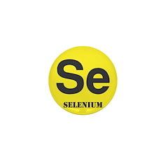 Selenium Element Mini Button (10 pack)