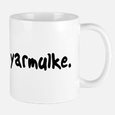 forgot_my_yarmulke copy Mugs