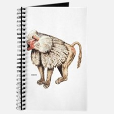 Baboon Ape Monkey Journal