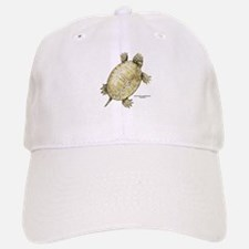 Northern Diamondback Turtle Baseball Baseball Cap
