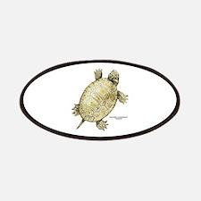 Northern Diamondback Turtle Patches