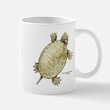 Northern Diamondback Turtle Mug