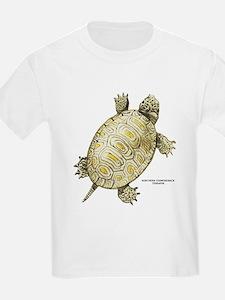 Northern Diamondback Turtle T-Shirt