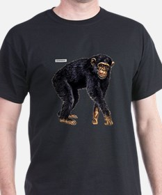 Chimpanzee Monkey Ape T-Shirt