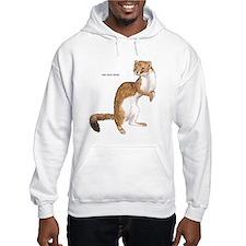 Long-Tailed Weasel Hoodie