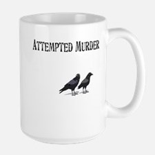 Attempted Murder Mugs