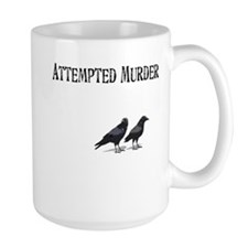 Attempted Murder Mugs