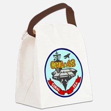 Cute Carrier Canvas Lunch Bag