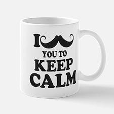 I Mustache You To Carry On Mug